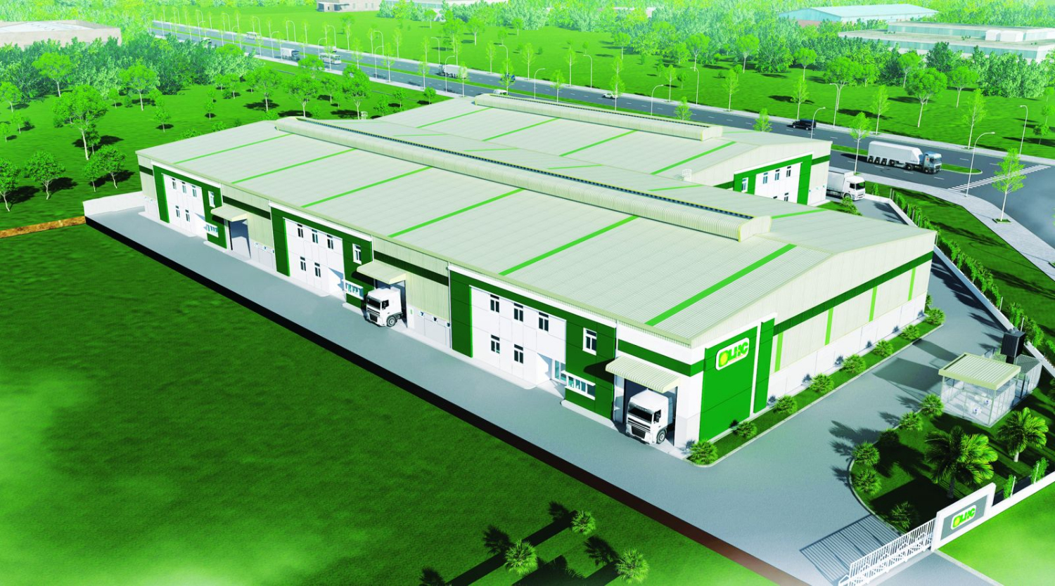 Ready Built Factory for Lease